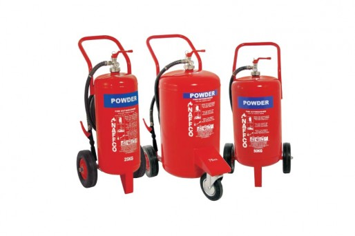 Naffco Fire Extinguisher Mobile Fire Extinguishers With